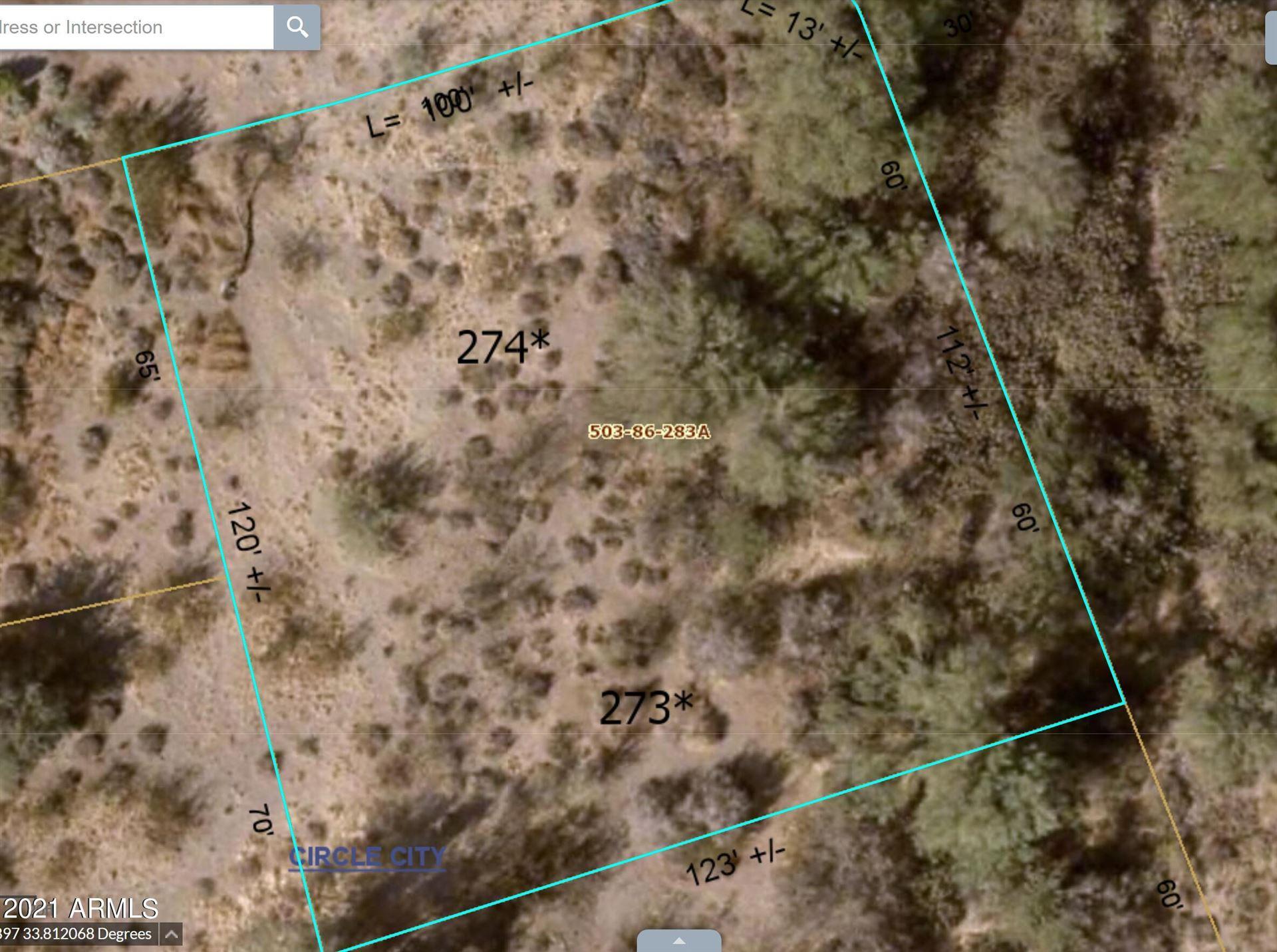 Photo of 0000 GREEN Road, Morristown, AZ 85342 (MLS # 6304713)