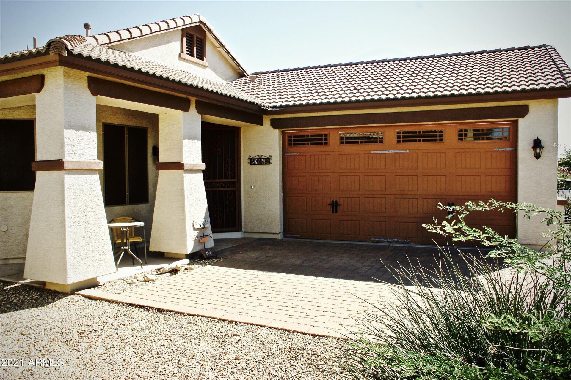 Photo of 26341 N 164TH Drive N, Surprise, AZ 85387 (MLS # 6305713)