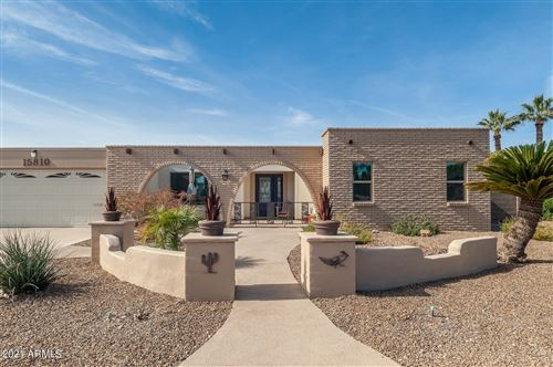 Photo of 15810 N LAKEFOREST Drive, Sun City, AZ 85351 (MLS # 6194714)