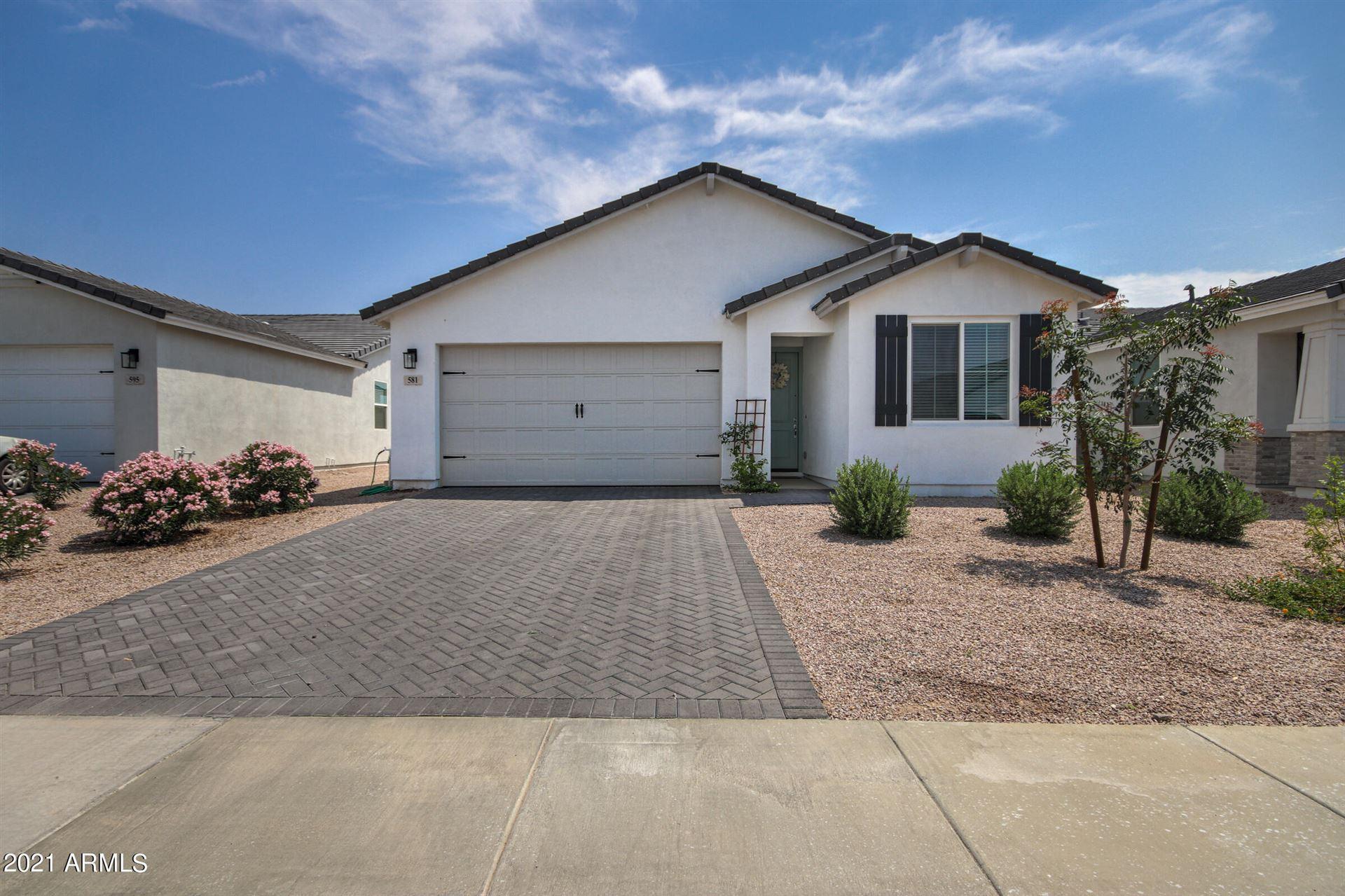 Photo of 581 E Hazelnut Lane, San Tan Valley, AZ 85140 (MLS # 6268714)