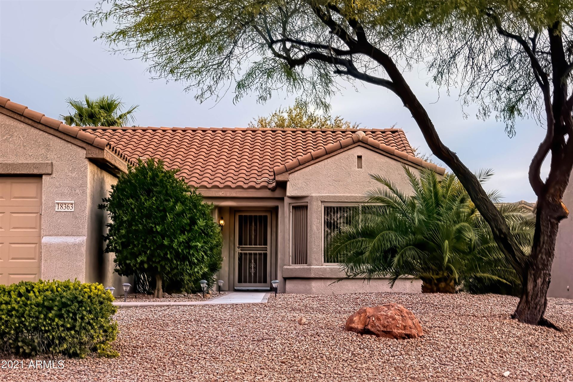 Photo of 18363 N AVALON Lane, Surprise, AZ 85374 (MLS # 6303714)