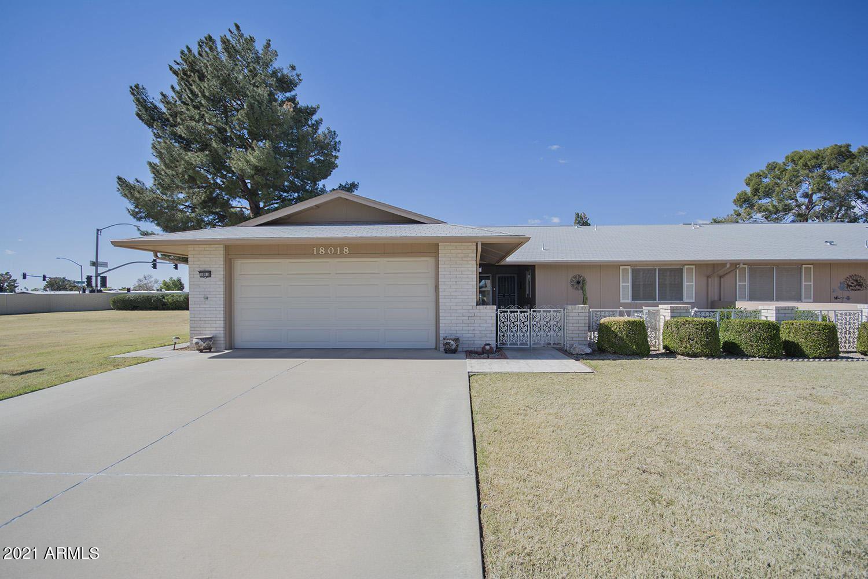 Photo of 18018 N HIGHWOOD Court, Sun City, AZ 85373 (MLS # 6200715)