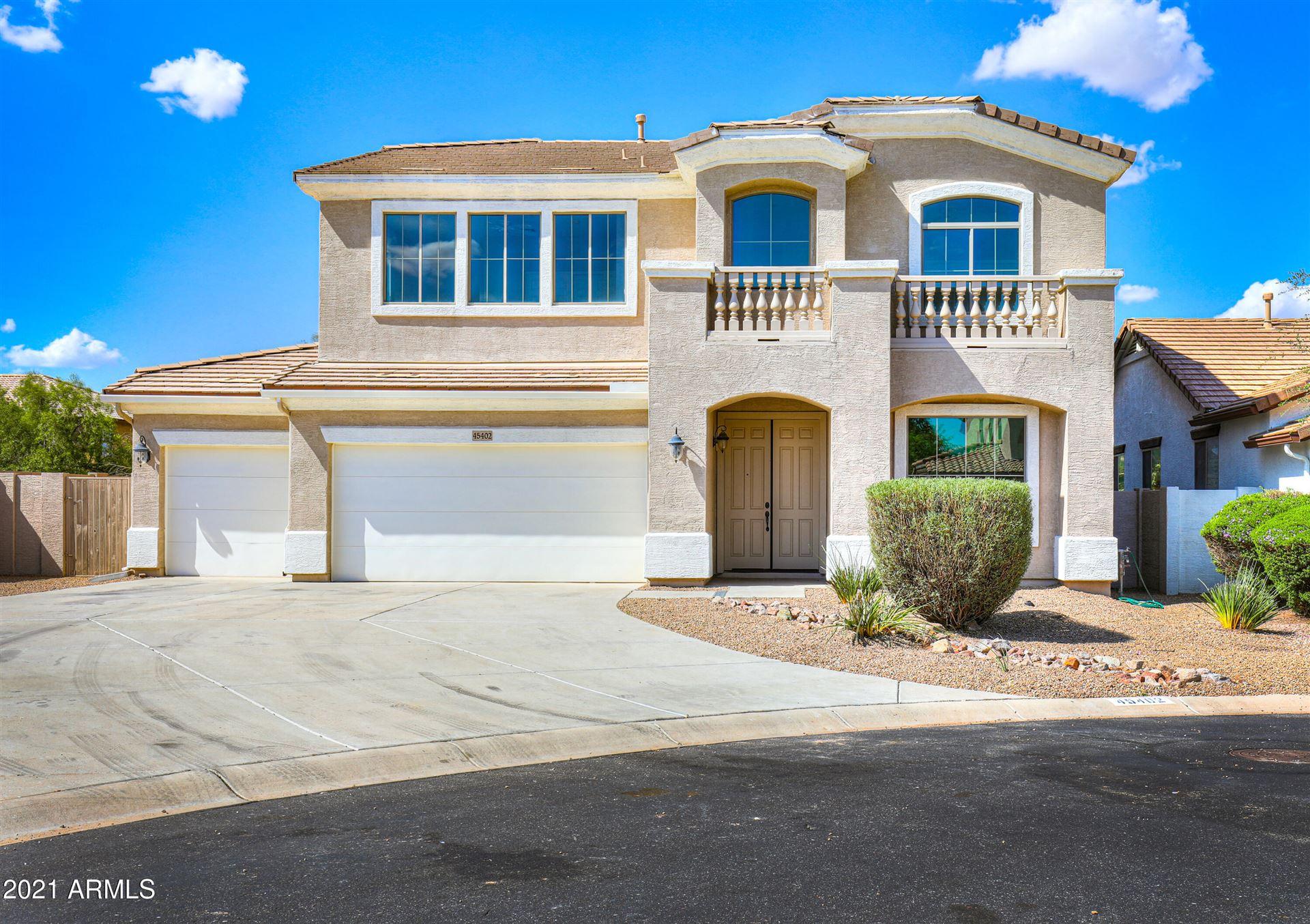 Photo for 45402 W WINDROSE Drive, Maricopa, AZ 85139 (MLS # 6284715)