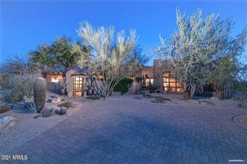 Photo of 8400 E DIXILETA Drive #115, Scottsdale, AZ 85266 (MLS # 6214716)