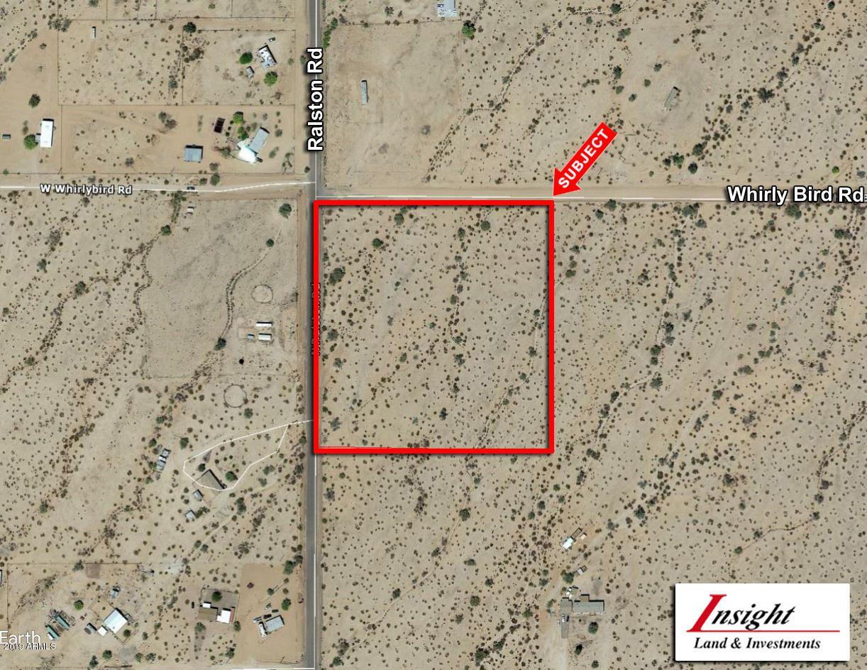 Photo for 0 N Ralston Road, Maricopa, AZ 85139 (MLS # 6293716)