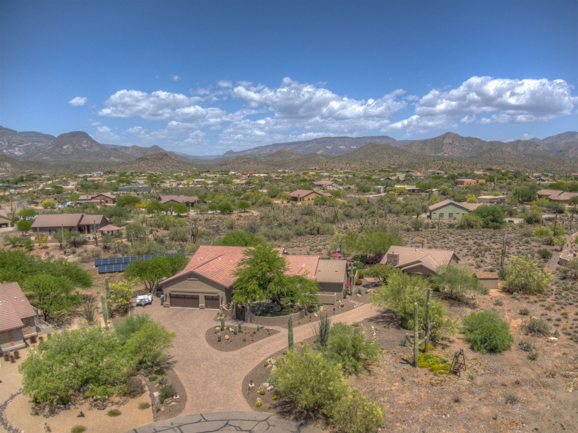 Photo of 41355 N DESERT WINDS Drive, Cave Creek, AZ 85331 (MLS # 6232717)
