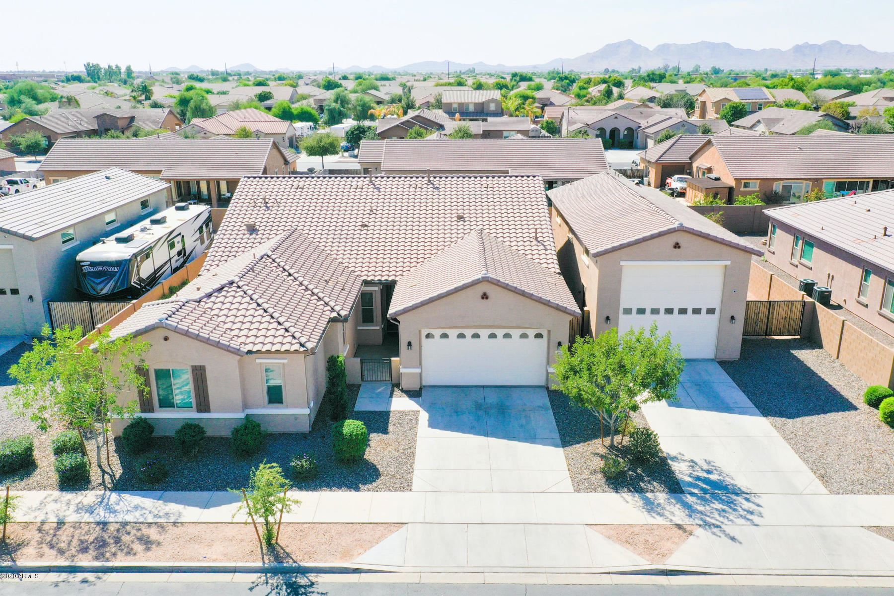 Photo of 21953 E Maya Road, Queen Creek, AZ 85142 (MLS # 6295717)
