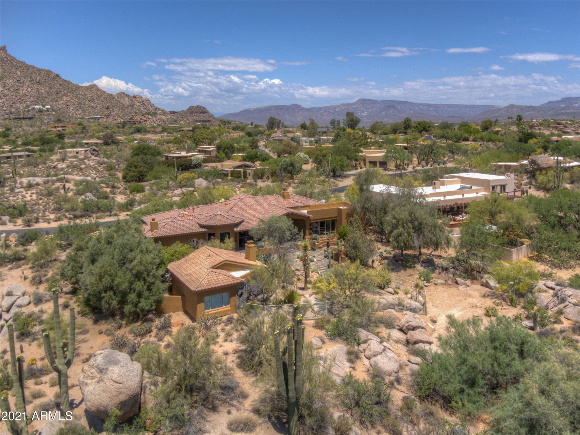 Photo of 1023 E BOULDER Drive, Carefree, AZ 85377 (MLS # 6300717)