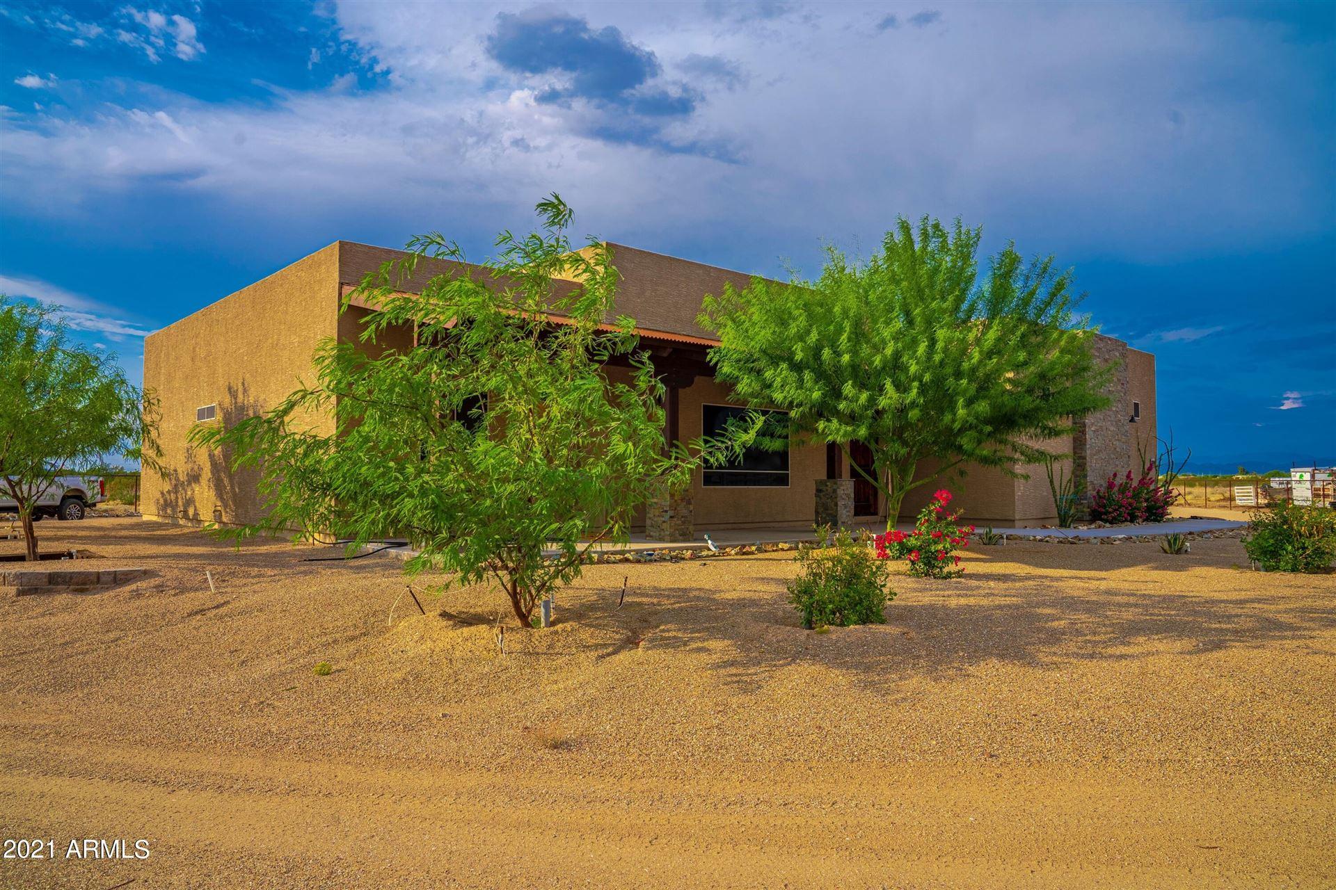 Photo of 22544 W Barwick Drive, Wittmann, AZ 85361 (MLS # 6302717)