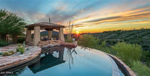 Photo of 9030 E JACK NEVILLE Drive, Scottsdale, AZ 85262 (MLS # 6305718)