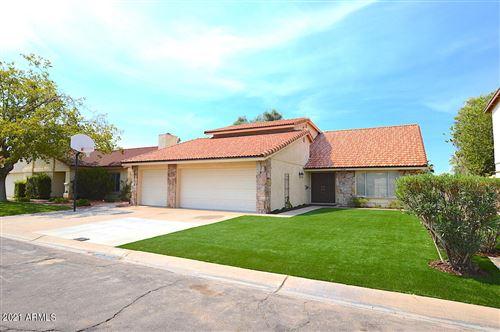 Photo of 1424 E NORTHSHORE Drive, Tempe, AZ 85283 (MLS # 6310718)