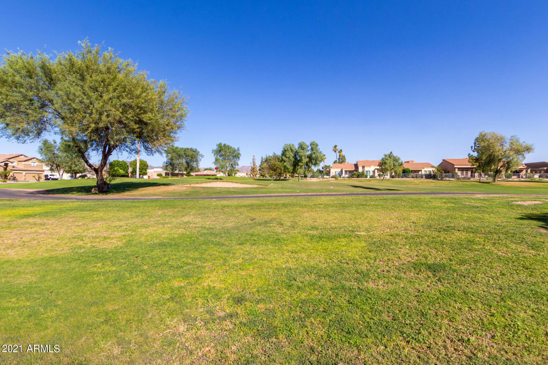 Photo of 2329 N RECKER Road #112, Mesa, AZ 85215 (MLS # 6307718)