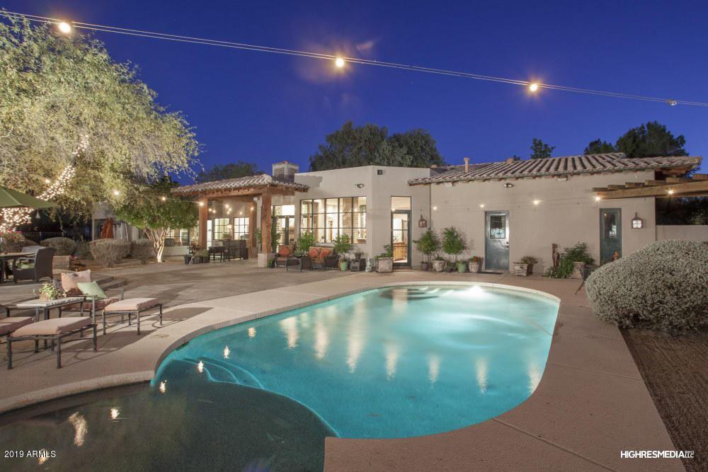 Photo of 9870 E JENAN Drive, Scottsdale, AZ 85260 (MLS # 6255719)