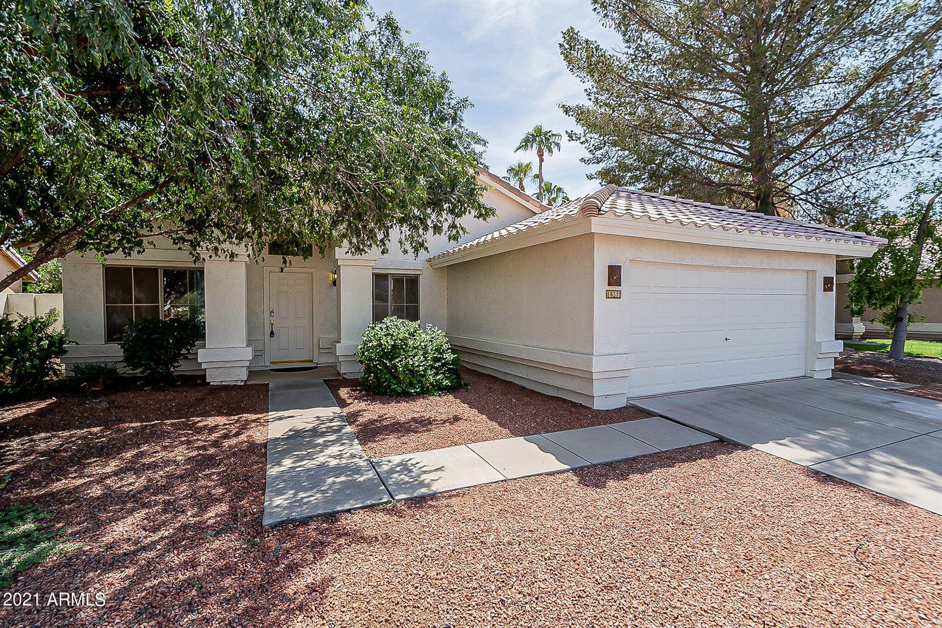 1381 W CANARY Way, Chandler, AZ 85286 - MLS#: 6289719