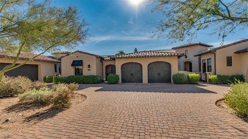 Photo of 9251 E HOVERLAND Road, Scottsdale, AZ 85255 (MLS # 6052720)