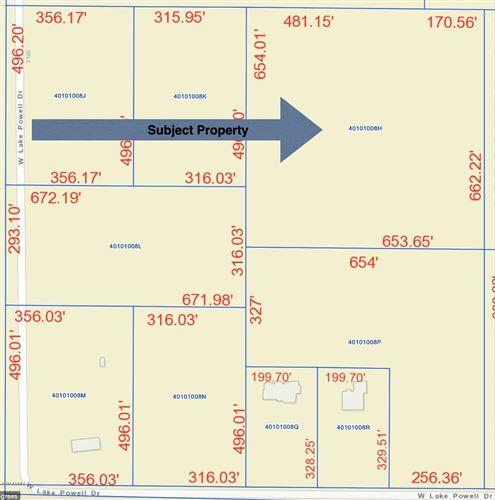 Photo of 00 N Easy Street, Casa Grande, AZ 85194 (MLS # 6125720)