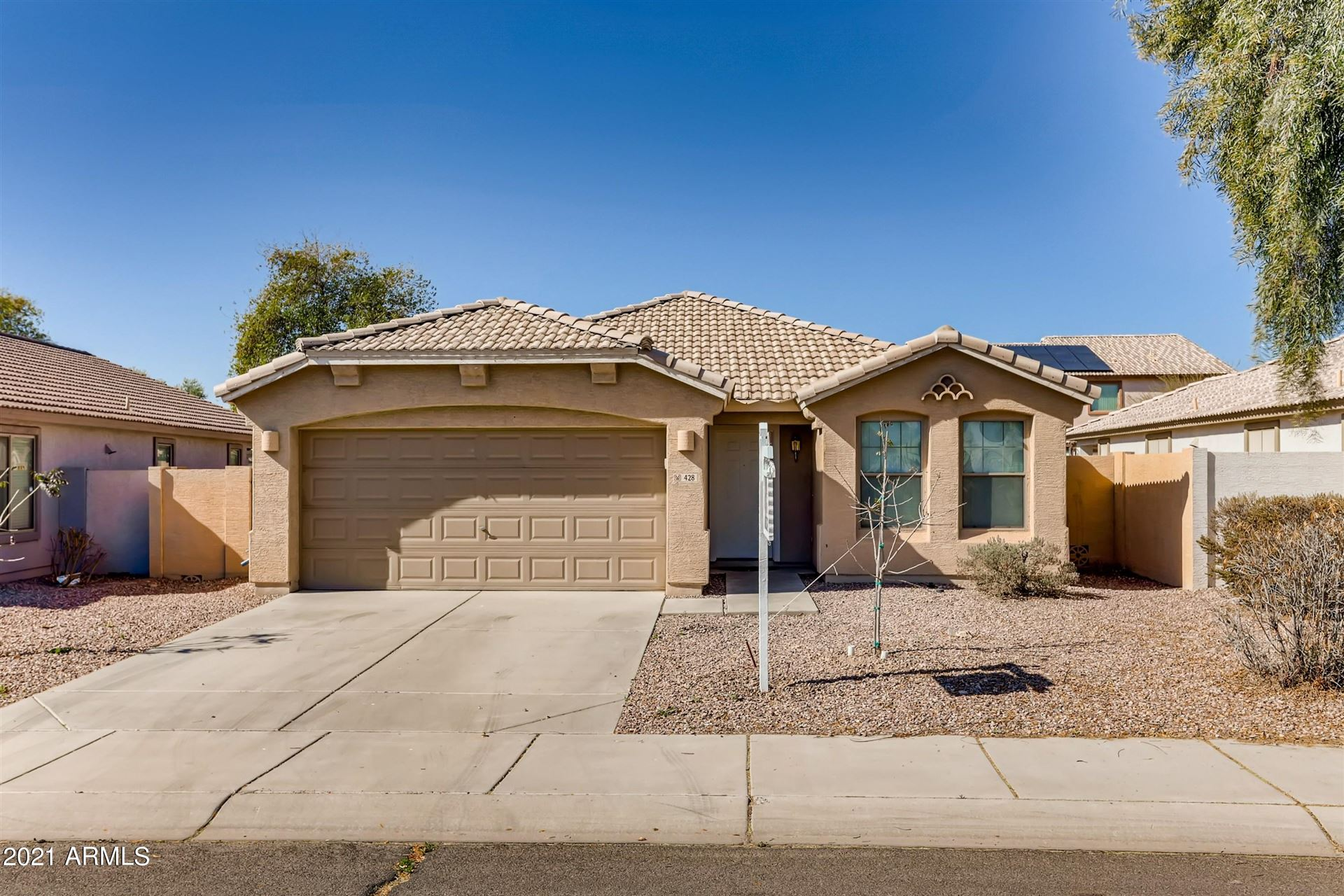 Photo of 428 S 152ND Lane, Goodyear, AZ 85338 (MLS # 6201720)