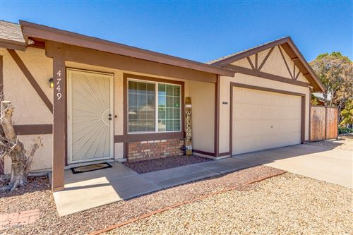 Photo of 4749 W BLUEFIELD Avenue, Glendale, AZ 85308 (MLS # 6084721)