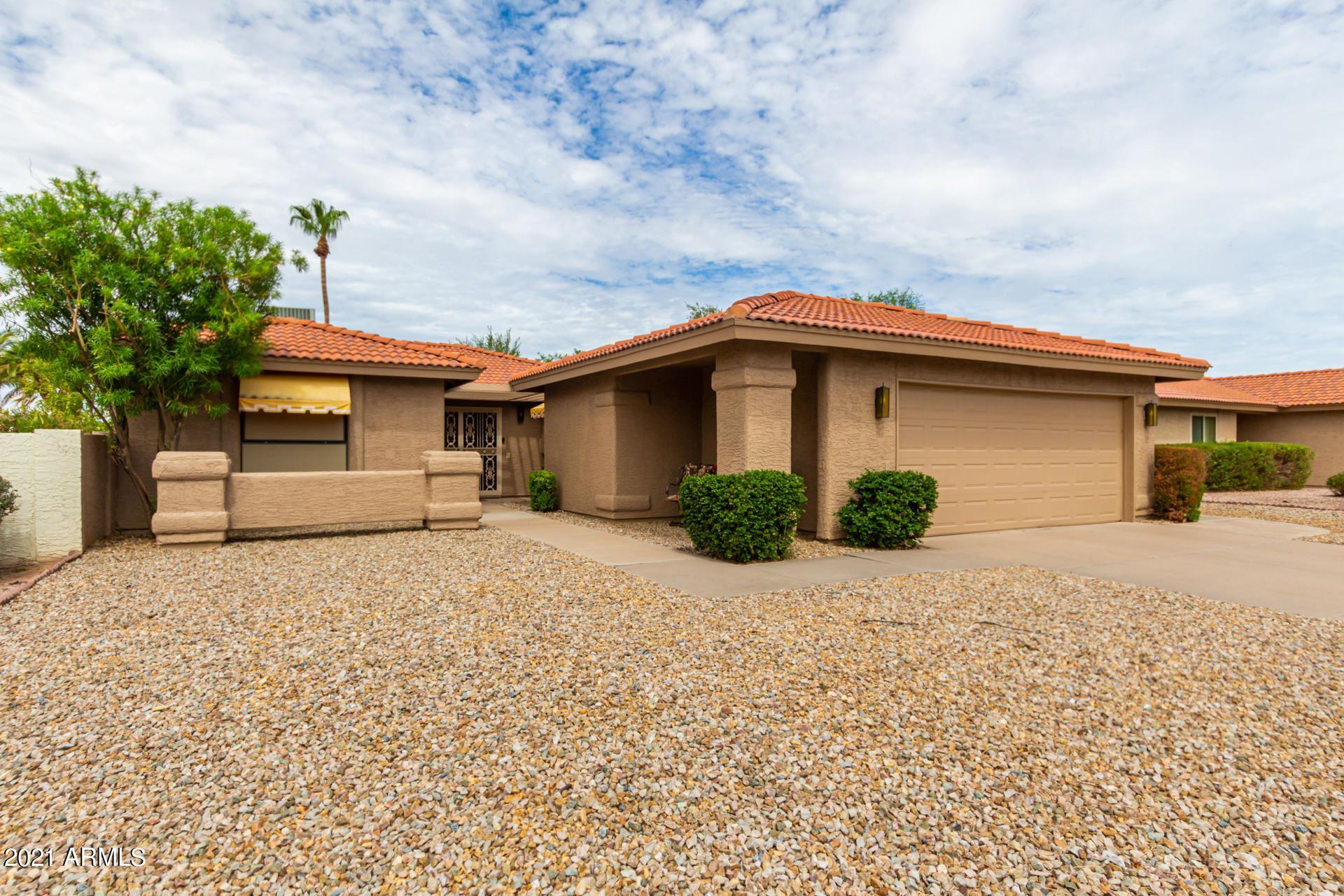 Photo of 25402 S SEDONA Drive, Sun Lakes, AZ 85248 (MLS # 6256721)