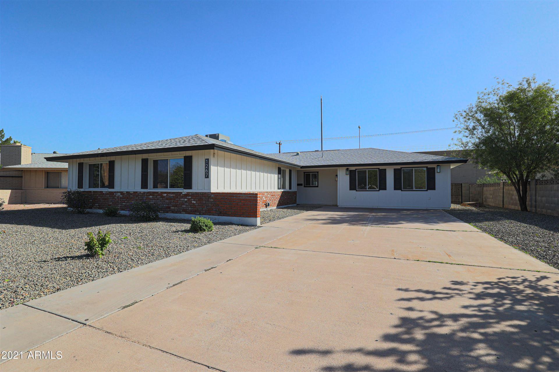 Photo of 1267 E RIVIERA Drive, Tempe, AZ 85282 (MLS # 6306721)