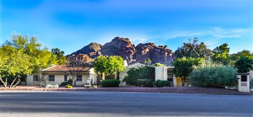 Photo of 4757 E VALLEY VISTA Lane, Paradise Valley, AZ 85253 (MLS # 6009723)