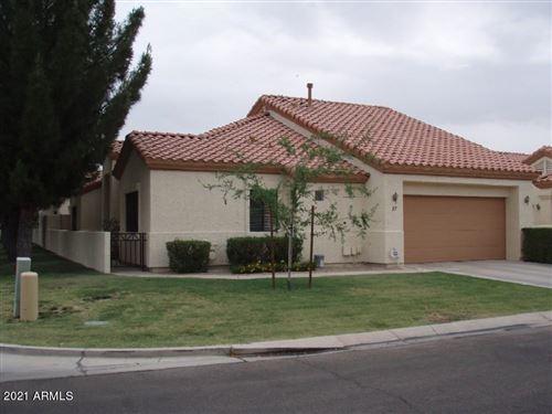 Photo of 45 E 9TH Place #87, Mesa, AZ 85201 (MLS # 6185723)