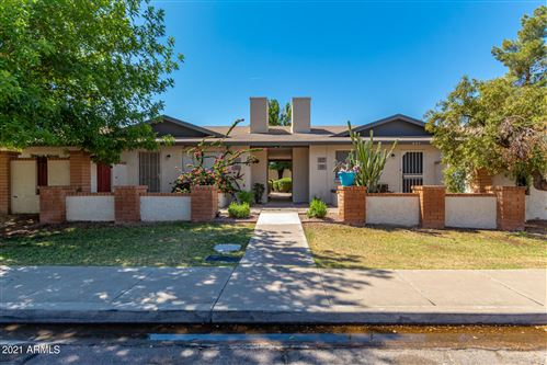 Photo of 831 W LAGUNA Drive, Tempe, AZ 85282 (MLS # 6224723)