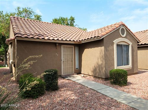 Photo of 7040 W OLIVE Avenue #43, Peoria, AZ 85345 (MLS # 6267723)