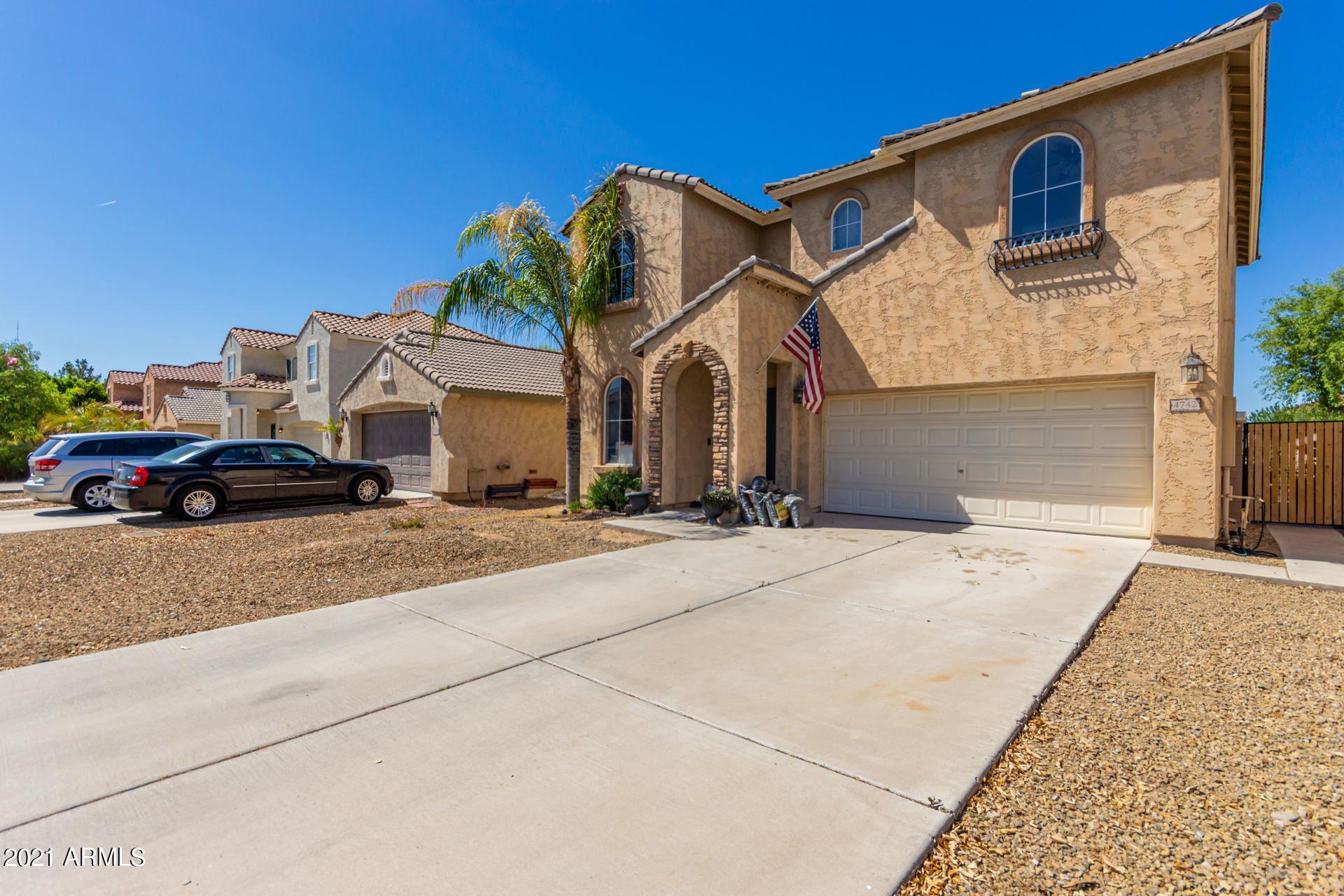 4742 E MEADOW CREEK Way, San Tan Valley, AZ 85140 - MLS#: 6231723