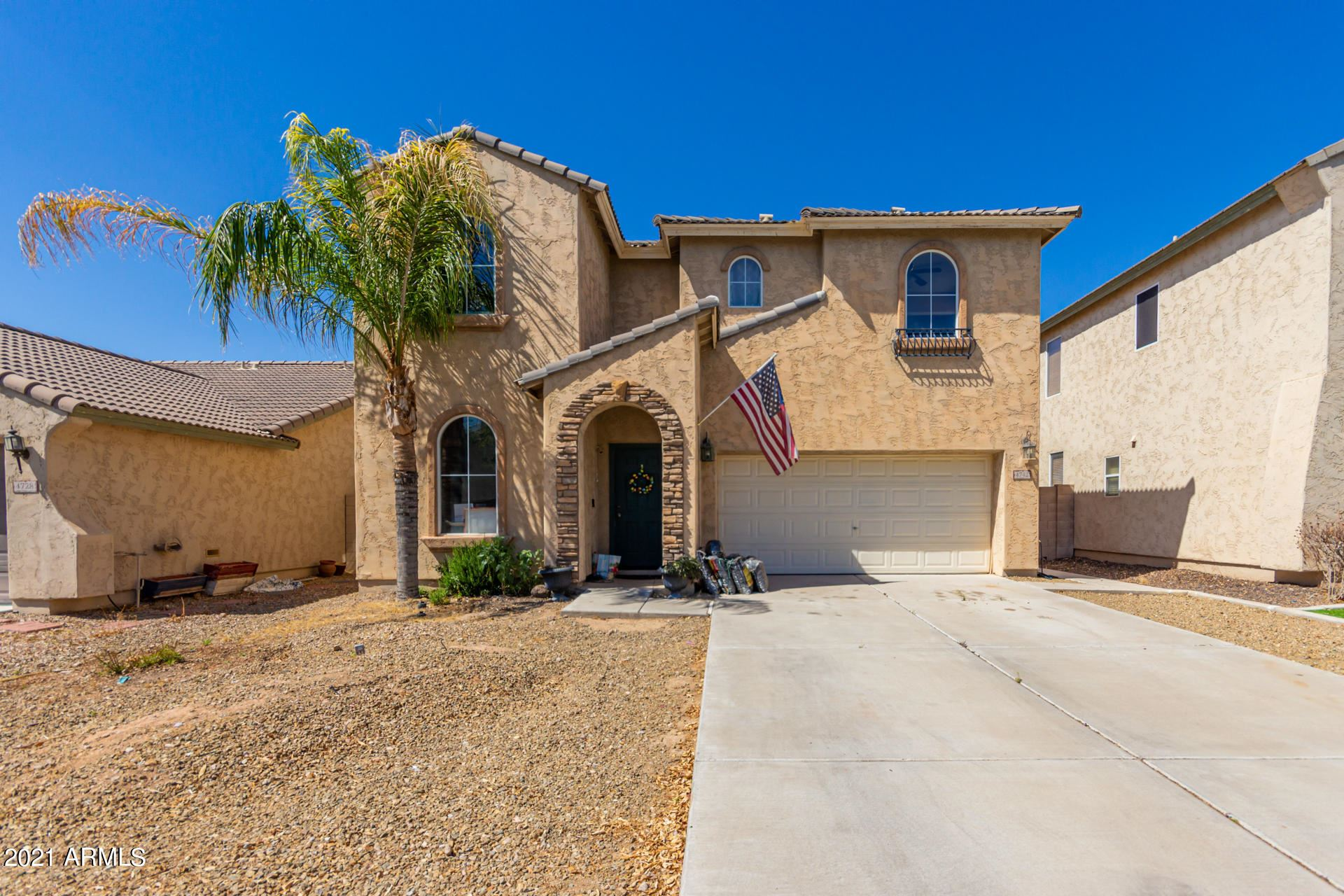Photo of 4742 E MEADOW CREEK Way, San Tan Valley, AZ 85140 (MLS # 6231723)