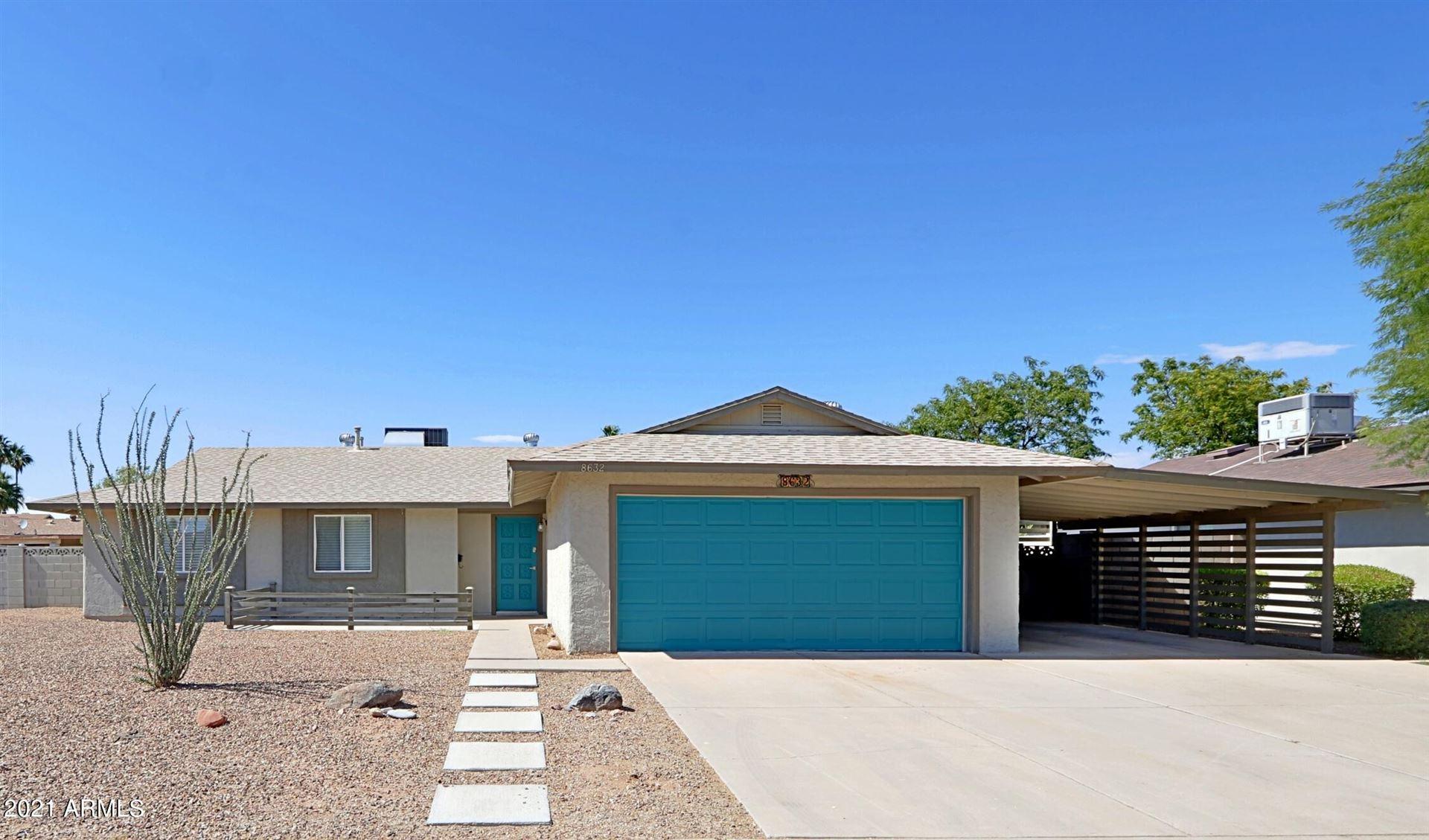 Photo of 8632 E COLUMBUS Avenue, Scottsdale, AZ 85251 (MLS # 6247723)