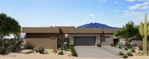 Photo of 37200 N CAVE CREEK Road #1027, Scottsdale, AZ 85262 (MLS # 6135724)