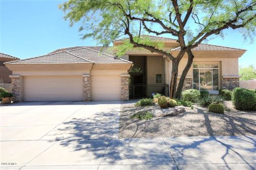 Photo of 16620 N 109TH Place, Scottsdale, AZ 85255 (MLS # 6102725)
