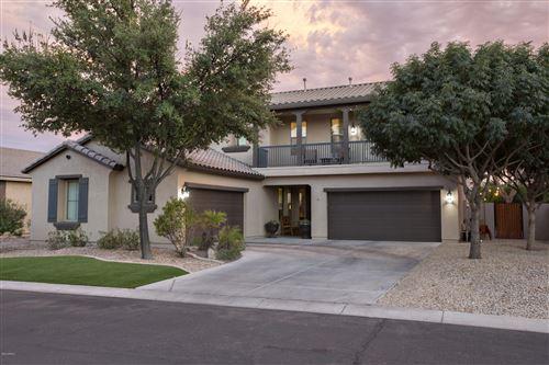 Photo of 3381 E YELLOWSTONE Place, Chandler, AZ 85249 (MLS # 6134725)