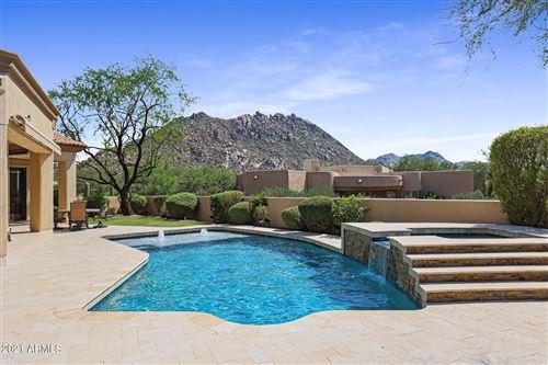 Photo of 10481 E QUARTZ ROCK Road, Scottsdale, AZ 85255 (MLS # 6302725)