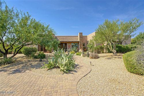 Photo of 13839 E QUAIL TRACK Road, Scottsdale, AZ 85262 (MLS # 6307725)
