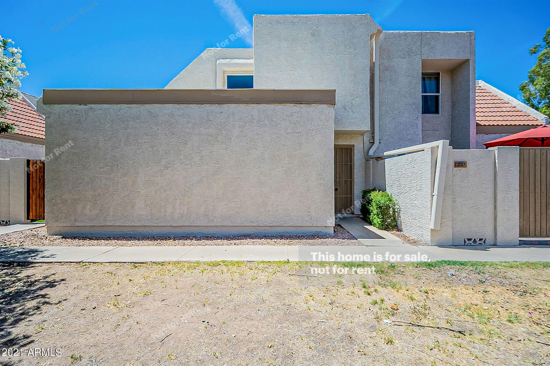 1342 W EMERALD Avenue #227, Mesa, AZ 85202 - MLS#: 6232725