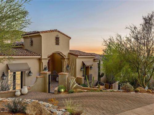 Photo of 11387 E HIDEAWAY Lane #1861, Scottsdale, AZ 85255 (MLS # 6150726)