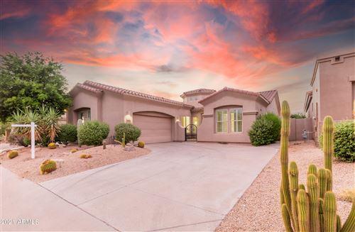 Photo of 7342 E EVENING GLOW Drive, Scottsdale, AZ 85266 (MLS # 6309726)