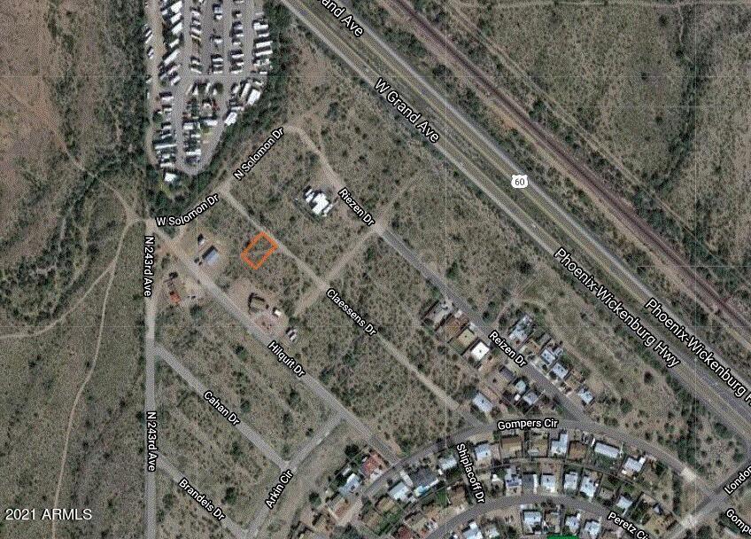 Photo of 23929 N GRAND Avenue, Morristown, AZ 85342 (MLS # 6305726)