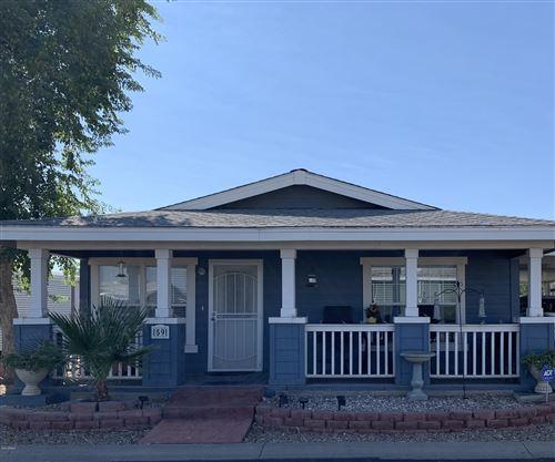 Photo of 6960 W Peoria Avenue #59, Peoria, AZ 85345 (MLS # 6150727)