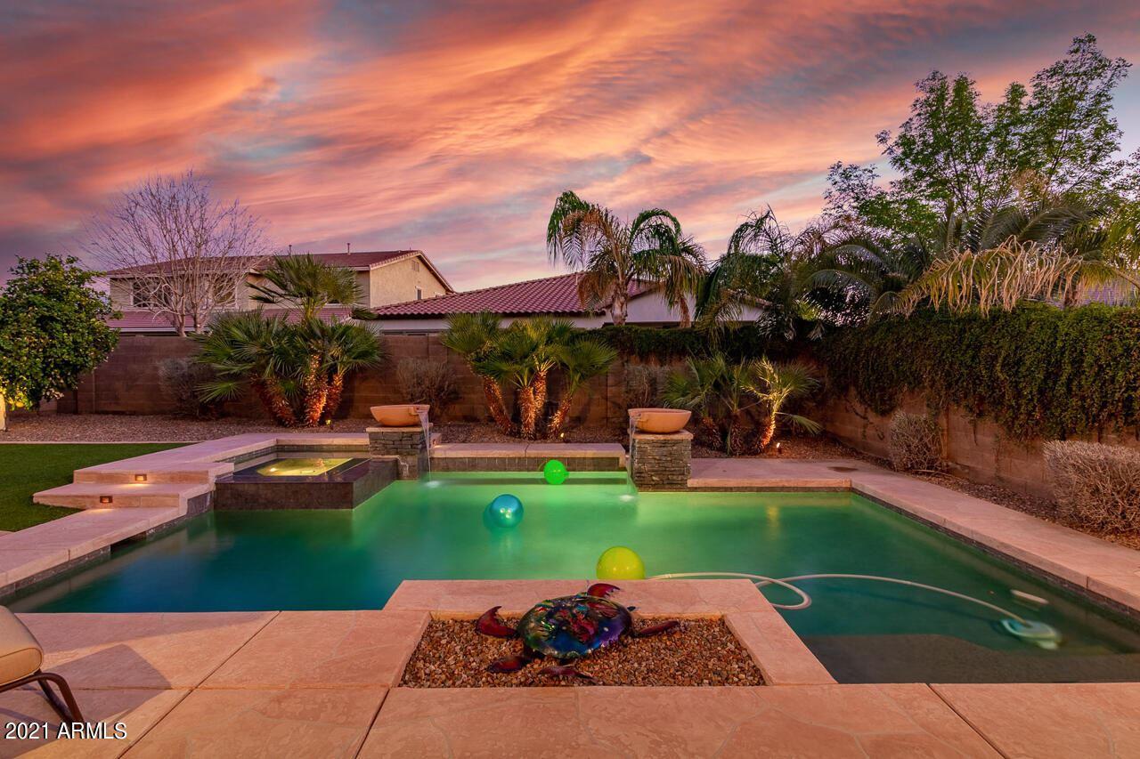 Photo of 3443 E VIRGIL Drive, Gilbert, AZ 85298 (MLS # 6202727)