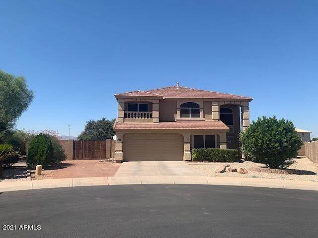 Photo of 12706 W CAMERON Circle, El Mirage, AZ 85335 (MLS # 6300727)