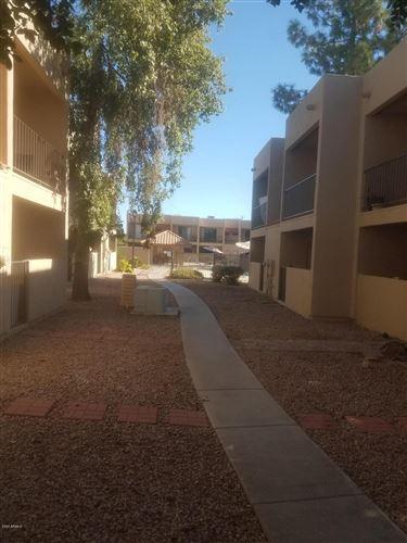Photo of 715 S EXTENSION Road #4, Mesa, AZ 85210 (MLS # 6167728)