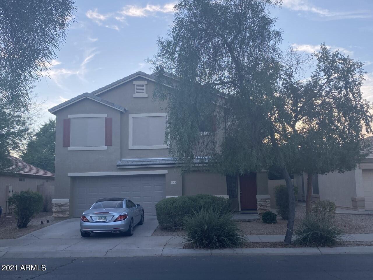 Photo of 1248 N 161ST Avenue, Goodyear, AZ 85338 (MLS # 6307728)