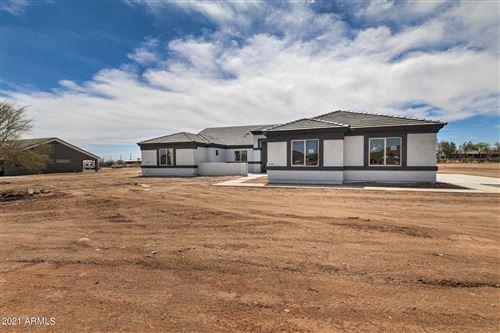 Photo of 0 N CORINNE Court #3, Queen Creek, AZ 85142 (MLS # 6194729)
