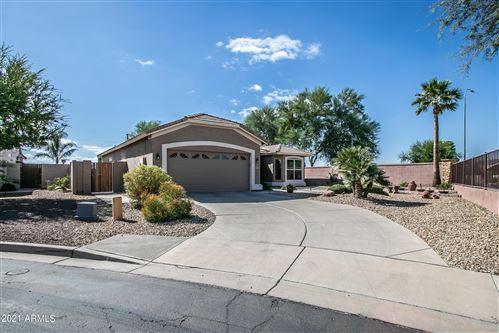 Photo of 3001 E GLENEAGLE Drive, Chandler, AZ 85249 (MLS # 6310729)