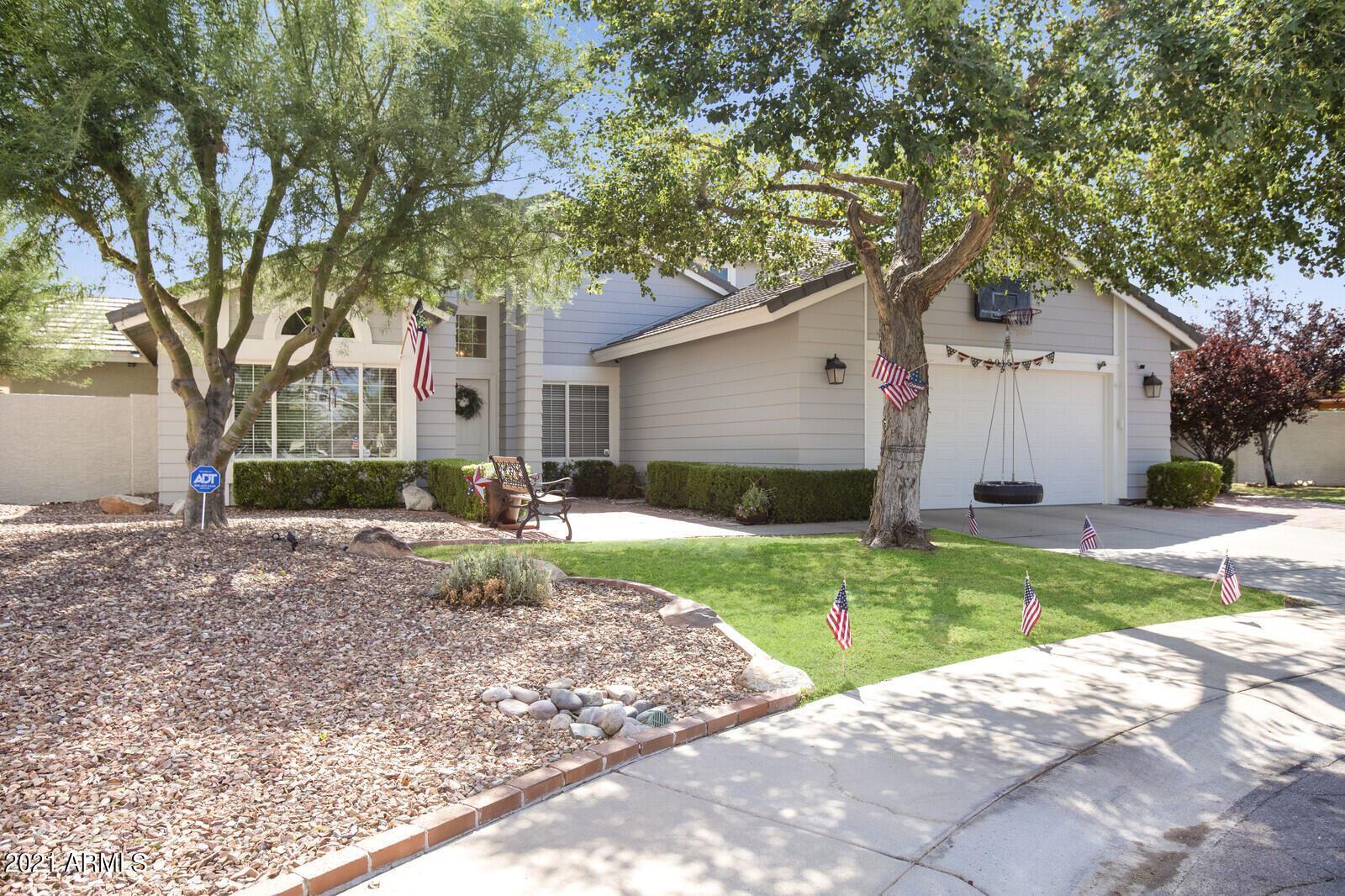 Photo of 9015 E ALTADENA Avenue, Scottsdale, AZ 85260 (MLS # 6272729)
