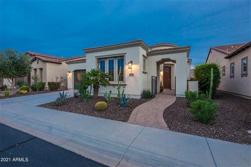Photo of 1751 E MAYGRASS Lane, Queen Creek, AZ 85140 (MLS # 6303730)