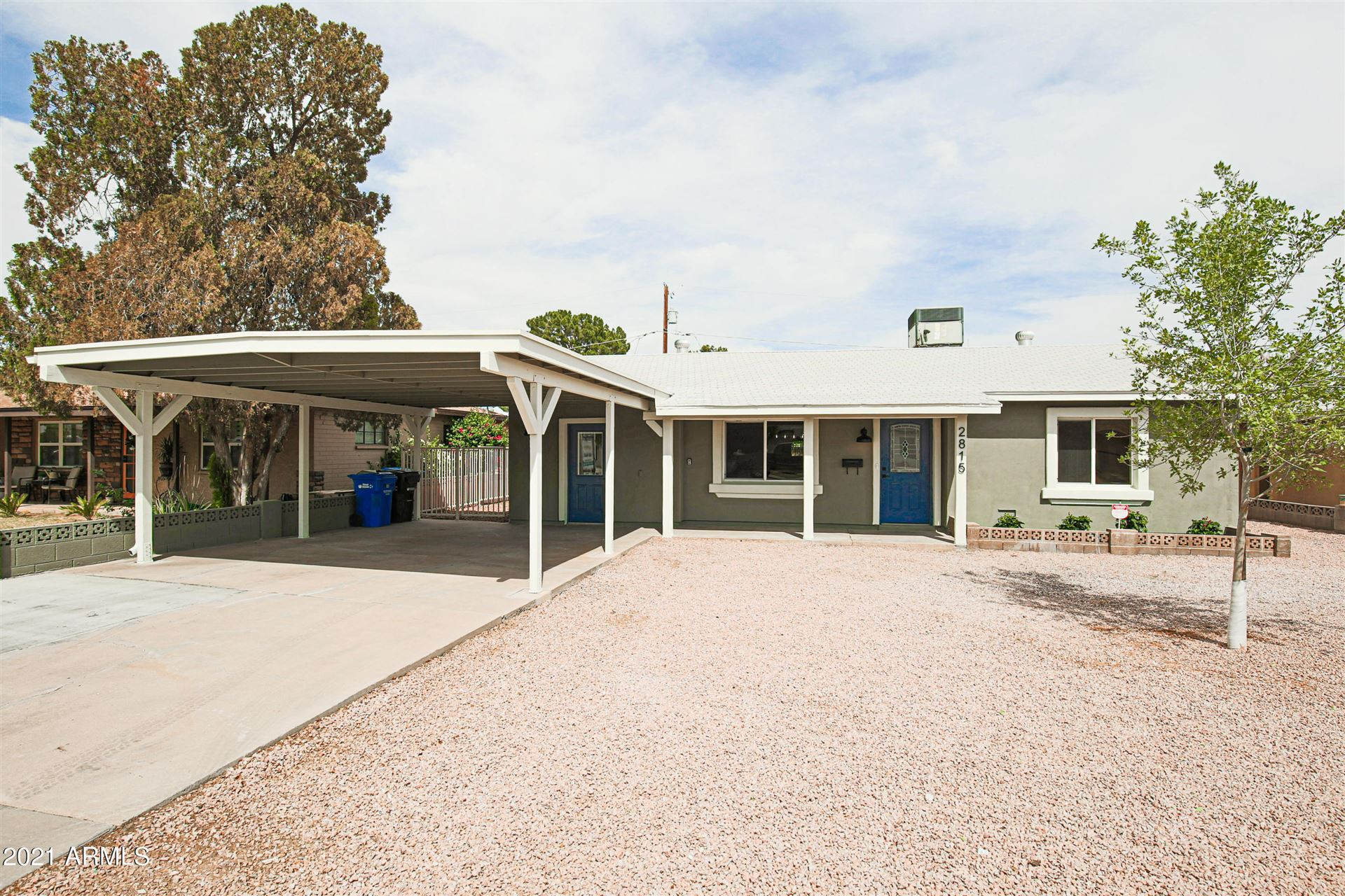 2815 N 32ND Place, Phoenix, AZ 85008 - MLS#: 6230730